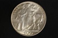 100 Korun 1955 Befreiung