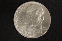 10 Korun 1957 Komensky