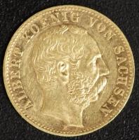 10 Mark Albert 1893