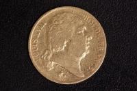 20 Fr. 1817 A  Louis XVIII.