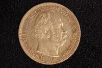 5 Mark Wilhelm I 1877 B