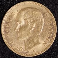 10 Mark Otto 1907