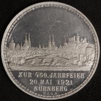 450. Geb. Dürer 1921 Alu