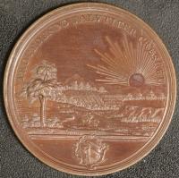 Br-Medaille Königswahl 1764