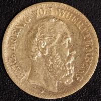 10 Mark Karl 1880