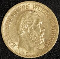 10 Mark Karl 1876 vz