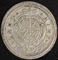 15 Kreuzer 1698 Max II. Emanuel