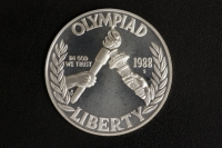 1 $ Olympiade 1988 PP