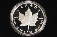 5 $ Canada 1989 Maple Leaf PP
