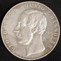 Doppeltaler 1854 ss+