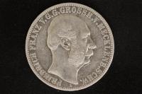 Taler Fried. Franz II. 1867 ss+
