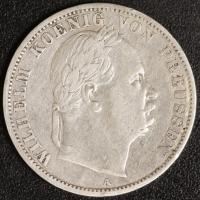 Taler 1866 Sieg über Österreich