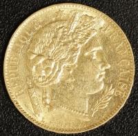 20 Fr. 1850 Ceres