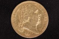 20 Fr. 1818 A  Louis XVIII.
