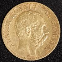 10 Mark Albert 1888