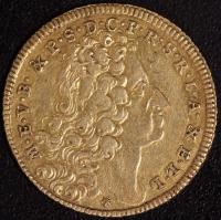 Max d´or 1717 Max II. Emanuel