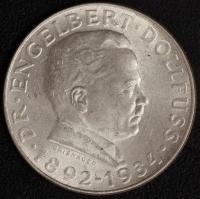 2 ÖS Dollfuss 1934