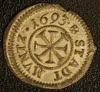 Kreuzer 1693