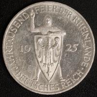 5 M. Rheinlande 1925 G