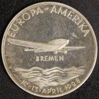 AG Med. 1928  Ost-Westflug der Bremen