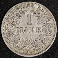 1 Mark 1909 J ss