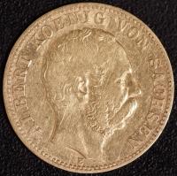 10 Mark Albert 1875