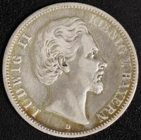 2 M. Ludwig II 1876 s-ss