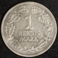 1 M. Kursmünze 1925 G
