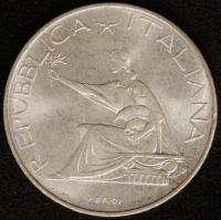 500 Lire Quadriga 1961