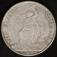 Schützentaler Zürich 1872