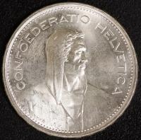 5 Franken 1967