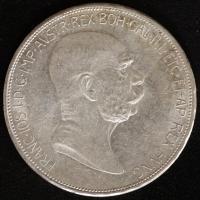 5 Kronen 1908 Reg. Jub.