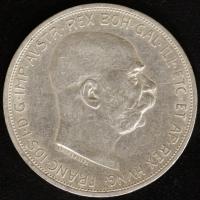 5 Kronen 1909 (Schwartz)