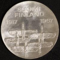 10 Markkaa 1967