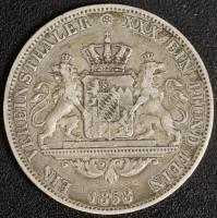 Vereinstaler 1858