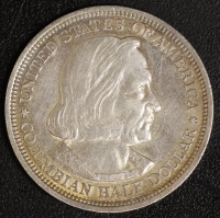 1/2 $ Columbian Expo 1892