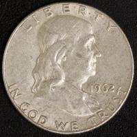 1/2 $ Franklin