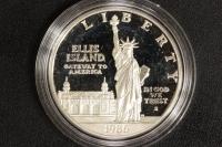 1 $ Statue 1986