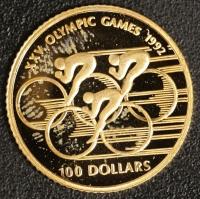 100 $ Radrennen 1990