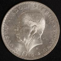 5 Kroner 1966