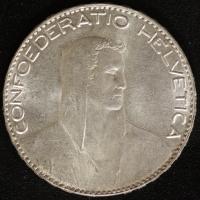5 Franken 1922