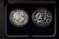 15 ¤ Silber-Satz San Marino 2003