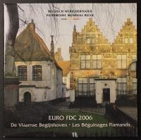 Kursmünzensatz 2006 Belgien