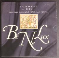 Kursmünzensatz 2003 BeNeLux