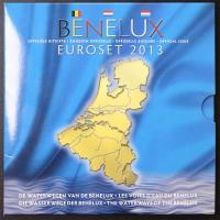 Kursmünzensatz 2013 BeNeLux