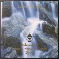 Kursmünzensatz 2004 Finnland