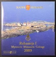 Kursmünzensatz 2009 Finnland