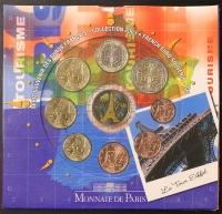 Kursmünzensatz 2003 st Frankreich
