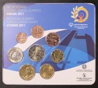 Kursmünzensatz 2011 Griechenland