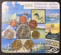 Kursmünzensatz 2013 Griechenland